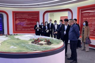 甘肃省、天津市党政主要领导考察云账户