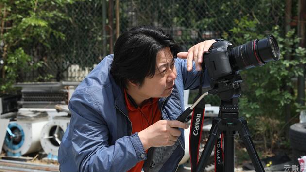 一台相机记录美好的平台摄影师